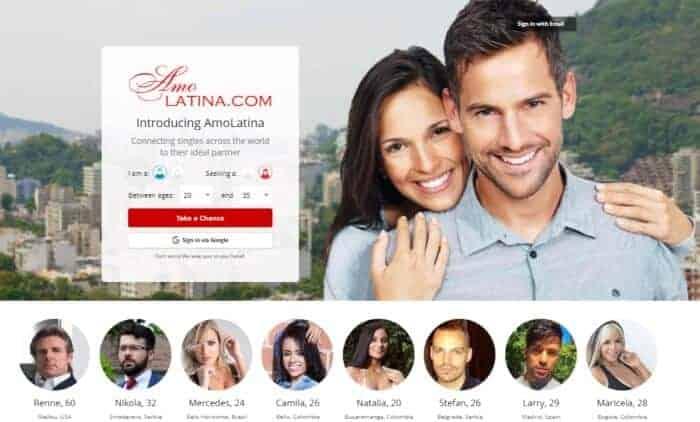 Amolatina Latin Dating