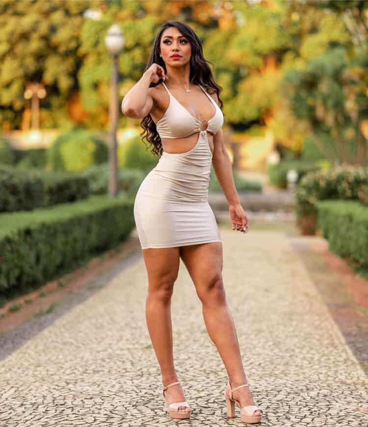 meet brazilian woman