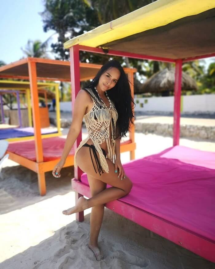 Meet Colombian Woman From Barranquilla